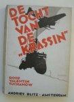 SUCHANOW, VALENTIN, - De tocht van de Krassin.