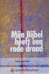 Olst, Peter van - Mijn Bijbel heeft een rode draad *nieuw*