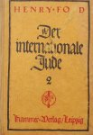 Henry Ford - Der Internationale Jude 2 delen.