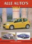 Rooderkerk, Jan - Alle auto`s 2004. KNAC autojaarboek.