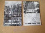 Jaarboek Twente / diverse auteurs - 1975 - Jaarboek Twente - veertiende jaar