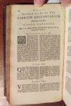 Titus Livius - Historiarum quod extat ex recensione I.F. Gronovii.