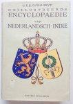 Gonggryp, G.F.E. - Geïllustreerde Encyclopaedie van Nederlandsch-Indië. Herdruk 1991.