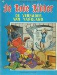 Vandersteen, Willy - De Rode Ridder 67 - De verrader van Yarkland