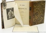 Gachard, M. - Don Carlos et Philippe II. (2 volumes).