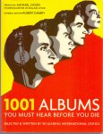 Dimery, Robert (general editor) (ds1262) - 1001 Albums You Must Hear Before You Die