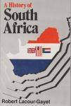 Lacour-Gayet,Robert - a history of South-africa