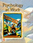 Berry, Lilly M - Psychology At Work An Introduction To Industrial And Organizational Psychology