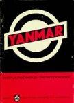 Yanmar - Yanmar Instructieboekje Dieselmotoren NTS70R en NTS85R