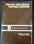 by Ramakant A. Gayakwad  (Author), Leonard Skoloff (Author) - Analogue and Digital Control Systems