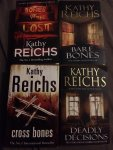Reichs, Kathy - Vier delen van kathy Reichs; Cross Bones, Deadly Décicions, Bare bones And Bones of the Lost / Temperance Brennan 16