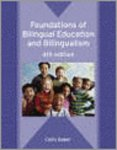 Baker, Colin - Foundations Of Bilingual Education And Bilingualism