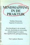 Dorrestijn, Nelleke  en Ingemar  Svantesson  ..  Omslag Boudewijn Betzema  Bno - Mindmapping in de praktijk. Een doorbraak in de techniek om snel, doelmatig en eenvoudig aantekeningen te maken. met ingebouwde geheugentraining.