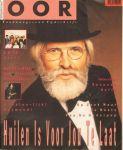 Diverse auteurs - Muziekkrant Oor 1991 nr. 06  met o.a. Font 242, Vader Abraham, David Lee Roth, UB 40