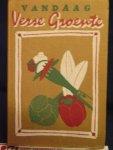 Asjoburo - Verse groenten/ druk 1