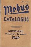 redactie - Mebus Catalogus - Nederland - Overzeese Gewesten 1949