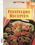 Cramm Dagmar  Vertaling  Anna Vesting  Omslagontwerp  Ton Wienbelt - Feestelyke recepten