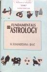 Bhat, M. Ramakrishna - Fundamentals of astrology