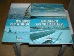 - WATERBOUW  VAN  WERELDKLASSE  Langs  Friese  Meren  in  5 vaarroutes  en  aquaducten