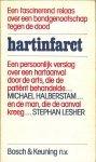 Halberstam, Michael     Lesher, Stephan. - Hartinfarct. Een fascinerend relaas over een bondgenootschap tegen de dood.