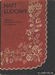 Diverse auteurs - Haft Ludowy / La broderie populaire