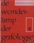 Oldewelt-Dommisse, Annie & Fre Domisse - De wonderlamp der graphologie