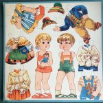 - Boy and girl and clothes  Paper Dolls