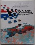 Werf Hans van der, voorwoord Prins Claus - Holland, Made in Europe Hollanda , hecha en Europa 2 talig Engels Spaans Expo `92