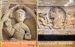 OURSEL, Raymond - Floraison de la sculpture Romane (Deel 1&2 COMPLEET): 1. Les grandes decouvertes & 2. Le coeur et la main