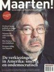 Rossem, Maarten van / Marchien den Hertog (eindredactie) - 7 x Tijdschrift: Maarten ! (Glossy van de makers van Historisch Nieuwsblad)