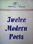 Lundkvist Artur - Twelve modern poets.