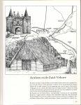 Hoek, K.A. van den, en Groesbeek, Joh & Illustraties van Bob Dries - De provincie Gelderland. Reizen door de Benelux.