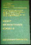 Melsen, A.G.M. van / Rang, J.F. / Tordoir, W.F. - Recent medisch ethisch denken -II