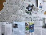 Akyol, Özcan - Aantal (60) knipsels: columns, artikelen, 2018