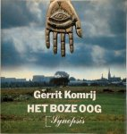 Gerrit Komrij - Het boze oog