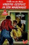 Heide, willy van der - 22 ;  Bob Evers: Vreemd gespuis in een warenhuis
