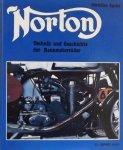 Spahn, Christian. - Norton. Technik und Geschichte der Motorräder.