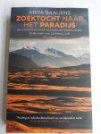 Baaijens, Arita - Zoektocht naar het paradijs / een onderzoek naar waarheid en werkelijkheid in het hart van Centraal-Azië