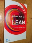 Wijnands & Boom, van den - lean way to lean - the scenario to downsize waste