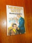 WEST, MORRIS, - Harlequin & Co.