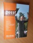 Bosma, Marjet - Jaarboek Mensport 2011