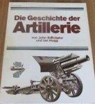 Batchelor,J; Hogg, I - Geschichte der Artillerie
