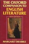 Drabble, Margaret - The Oxford companion to English literature. New edition.