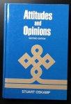 Schultz;   P.Wesley Stuart Oskamp - Attitudes and Opinions