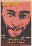 Diverse auteurs - Aloha 1971 nr. 14, 5 tot 19 november, Dutch underground magazine met o.a. / with a.o. JOHN LENNON (BEATLES, cover+ recensie Imagine 1 p.) , ANGELA DAVIS (2 p.) , ALICE COOPER verslag concert 1/2 p.),