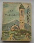 COMBARNOUS, GASTON, - Voyages aux etats lilliputiens. Les Vallees d` Andorre.