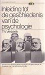 Verbeek, Tim - Inleiding geschiedenis psychologie
