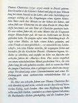 Ackroyd, Peter - Chatterton (DUITSTALIG)