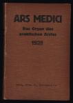 - Ars Medici 1928