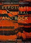 Wiersma, D. (ds1255) - Exposures of minerals and rocks, mineraal en steen ontsloten
